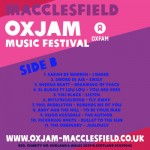 Oxjam Music Festival CD 2013 side B